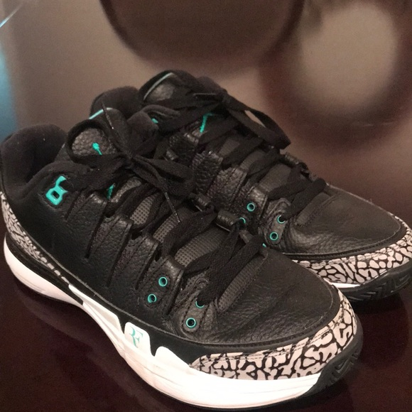finest selection d5333 d5f33 Like NEW- worn 1x Nike Zoom Vapor RFX AJ3 Atmos